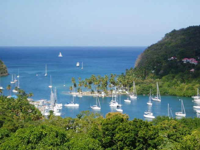 saint-lucia-private-flights