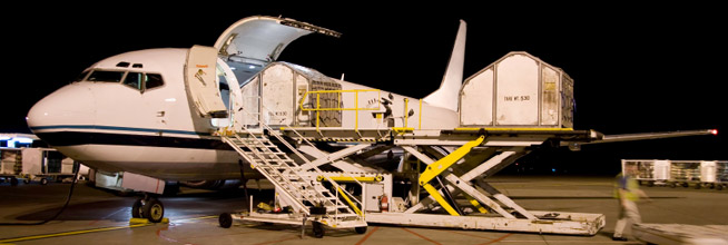 air cargo and freight charter service